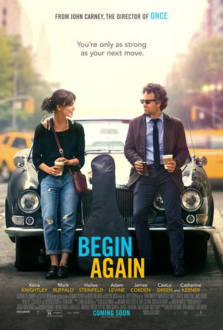 Begin Again (2013) (C) - Anthology Ottawa