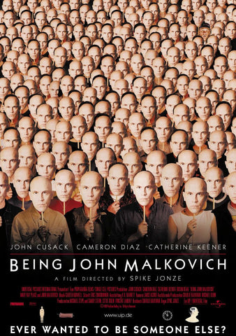 Being John Malkovich (1999) (C) - Anthology Ottawa
