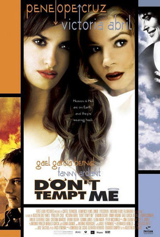 Bendito Infierno (aka Don't Tempt Me) (2001) (IC) - Anthology Ottawa