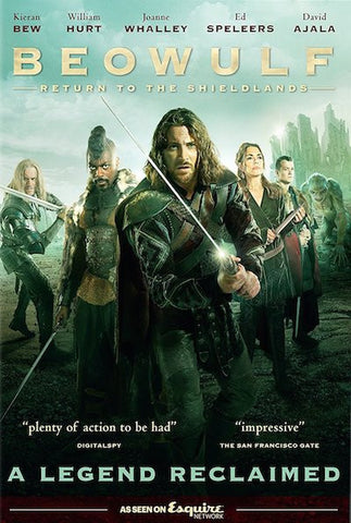 Beowulf: Return To The Shieldlands (2016) (THNR14) - Anthology Ottawa