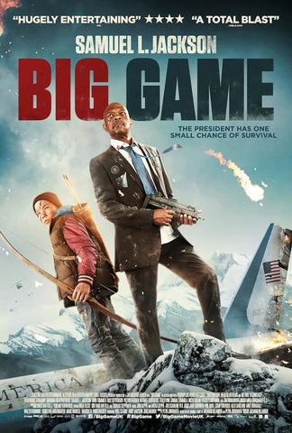 Big Game (2014) (7NR) - Anthology Ottawa
