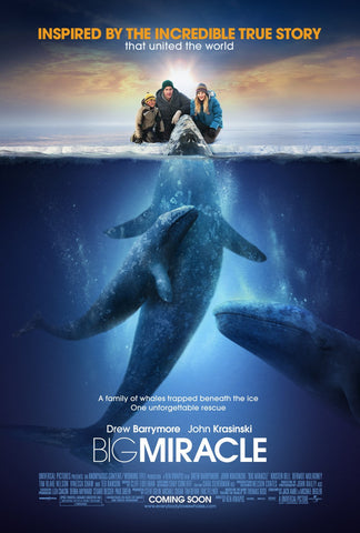 Big Miracle (2012) (C) - Anthology Ottawa