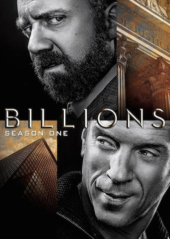 Billions: Season One (2016) (THNR14) - Anthology Ottawa