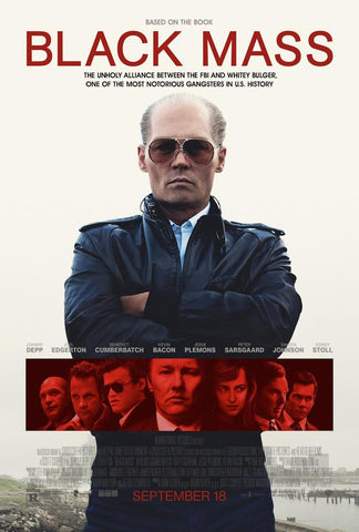 Black Mass (2015) (HNR) - Anthology Ottawa
