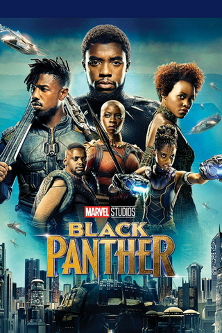 Black Panther (2018) (HNR) - Anthology Ottawa