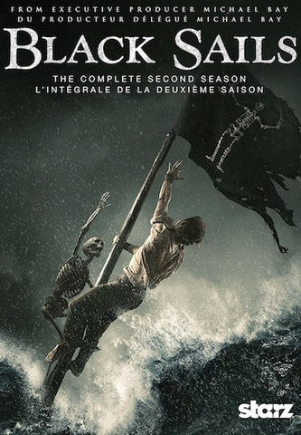 Black Sails: The Complete Second Season (2015) (TNR14) - Anthology Ottawa