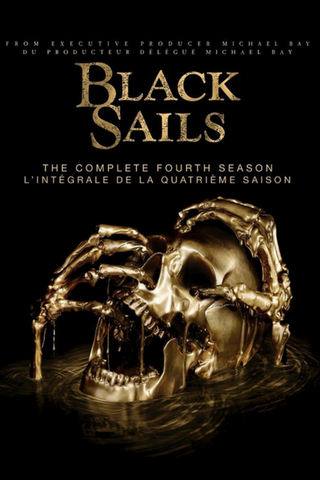 Black Sails: The Complete Fourth Season (2017) (THNR14) - Anthology Ottawa