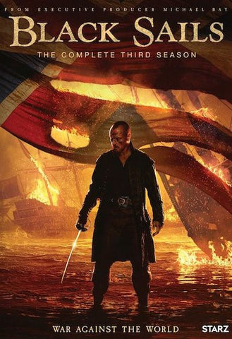 Black Sails: The Complete Third Season (2016) (THNR14) - Anthology Ottawa