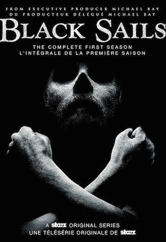 Black Sails: The Complete First Season (2014) (TC14) - Anthology Ottawa