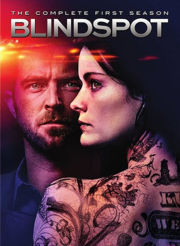 Blindspot: The Complete First Season (2015) (THNR14) - Anthology Ottawa