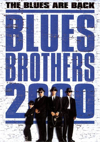 Blues Brothers 2000 (1998) (C) - Anthology Ottawa