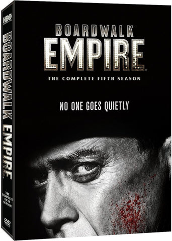 Boardwalk Empire: The Complete Fifth Season (2014) (TNR) - Anthology Ottawa