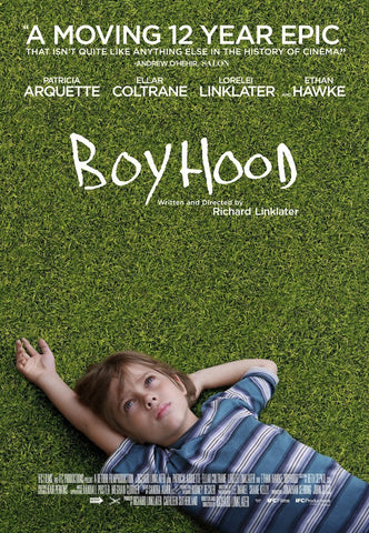Boyhood (2014) (7NR) - Anthology Ottawa
