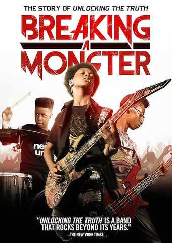 Breaking A Monster (2015) (HNR) - Anthology Ottawa