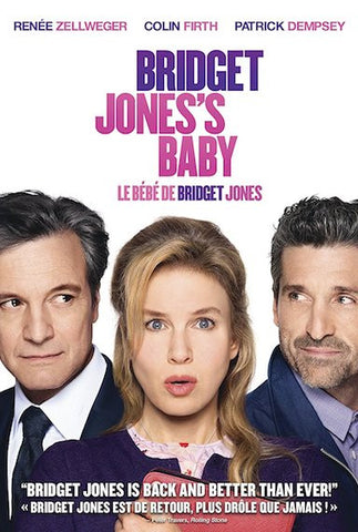 Bridget Jones's Baby (Bridget Jones Baby) (2016) (HNR) - Anthology Ottawa