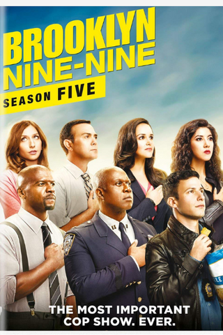 Brooklyn Nine-Nine: Season 5 (2017) (THNR14)