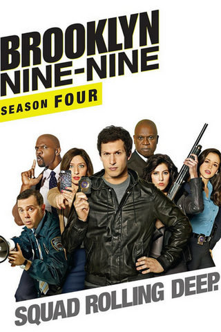 Brooklyn Nine-Nine: Season Four (2016) (THNR14)