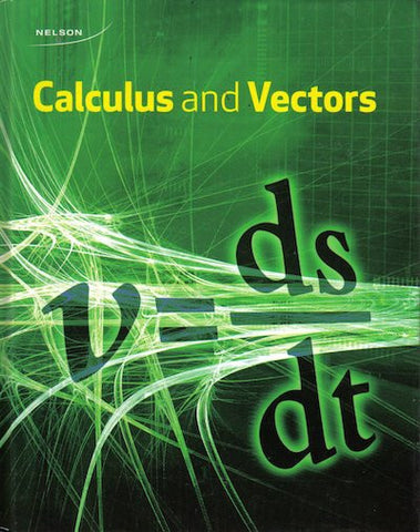 Calculus and Vectors (TXTC) - Anthology Ottawa