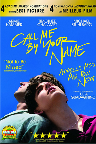 Call Me By Your Name (2017) (HNR)