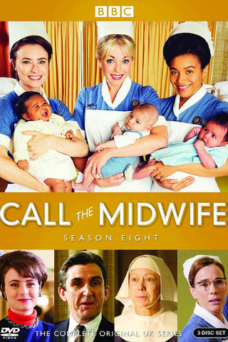 Call the Midwife: Season 8 (2018) (THNR14)