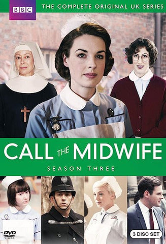 Call The Midwife: Season Three (2013) (TIC14X)