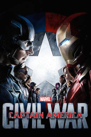 Captain America: Civil War (2016) (HNR) - Anthology Ottawa