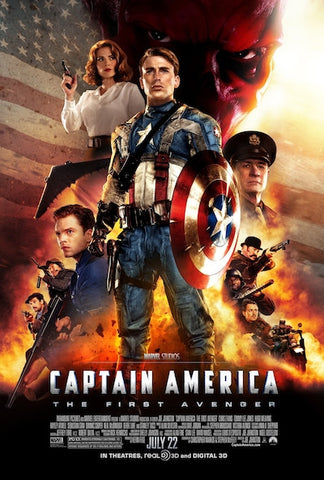 Captain America: The First Avenger (2011) (SC) - Anthology Ottawa