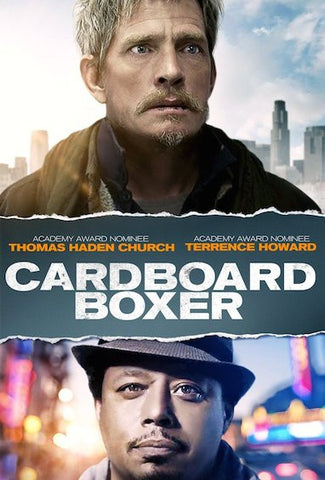 Cardboard Boxer (2016) (HNR) - Anthology Ottawa