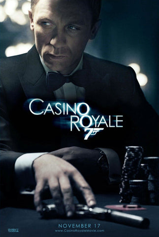 Casino Royale (2006) (C) - Anthology Ottawa