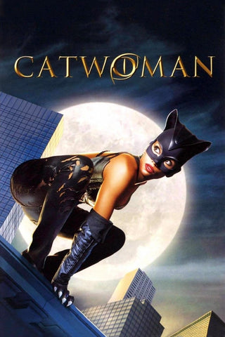 Catwoman (2004) (C) - Anthology Ottawa