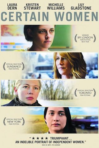 Certain Women (2016) (HNR) - Anthology Ottawa