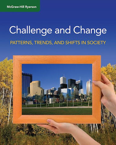 Challenge and Change: Patterns, Trends, and Shifts In Society (TXTC) - Anthology Ottawa