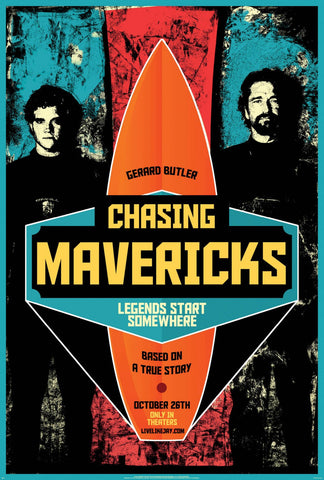 Chasing Mavericks (2012) (C) - Anthology Ottawa