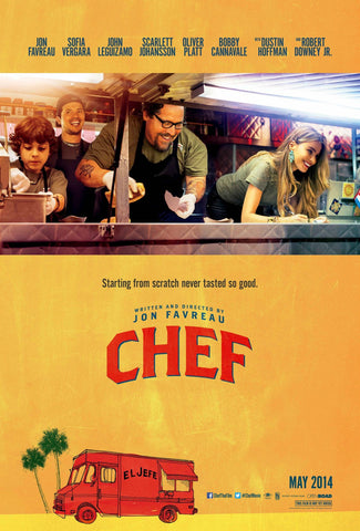 Chef (2014) (C) - Anthology Ottawa