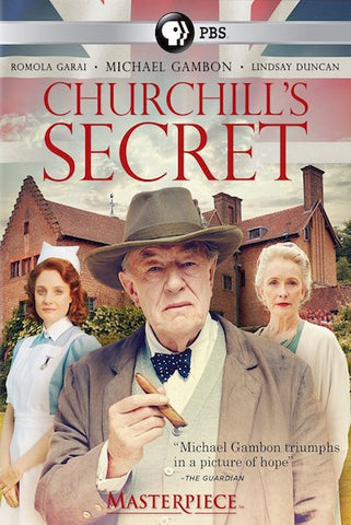 Churchill's Secret (2016) (HNR) - Anthology Ottawa
