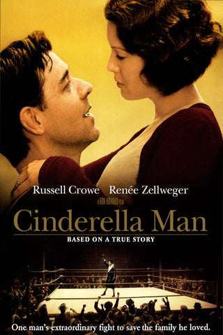 Cinderella Man (2005) (C) - Anthology Ottawa