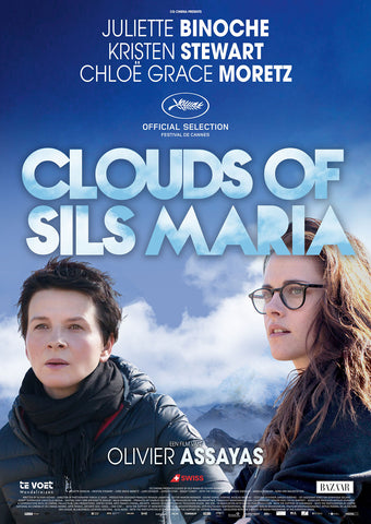 Clouds of Sils Maria (2014) (7NR) - Anthology Ottawa