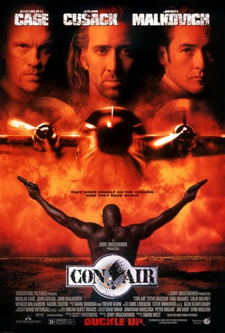 Con Air (1997) (C) - Anthology Ottawa