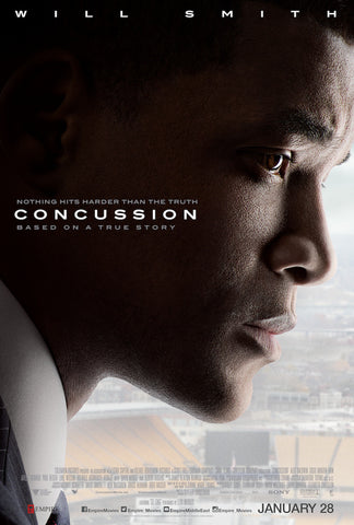 Concussion (2015) (HNR) - Anthology Ottawa