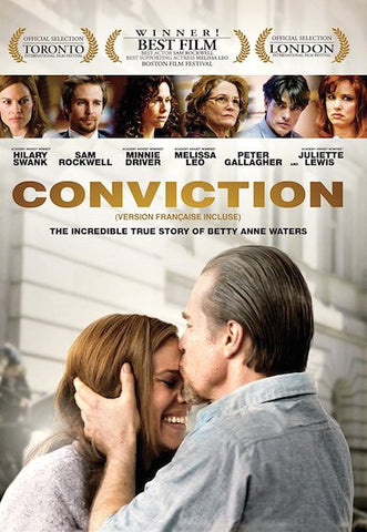 Conviction (2010) (SC) - Anthology Ottawa