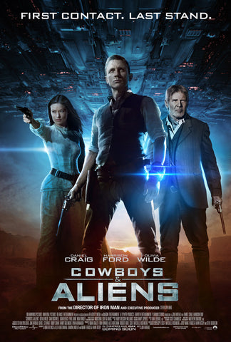 Cowboys & Aliens (2011) (C) - Anthology Ottawa