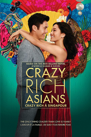 Crazy Rich Asians (2018) (HNR)