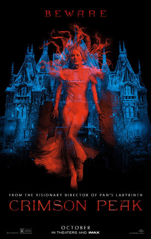 Crimson Peak (2015) (HNR) - Anthology Ottawa