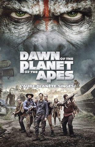 Dawn of the Planet of the Apes (2014) (C) - Anthology Ottawa