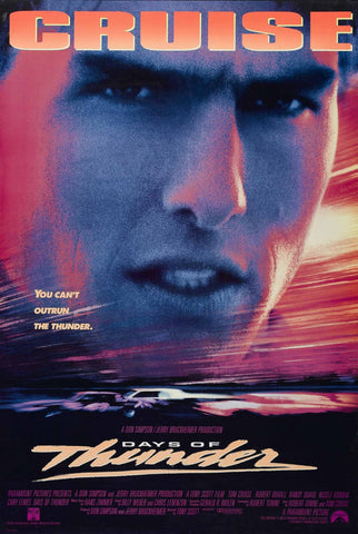 Days of Thunder (1990) (C) - Anthology Ottawa