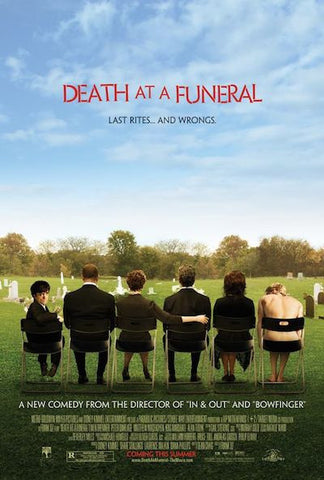 Death at a Funeral (2007) (SC) - Anthology Ottawa