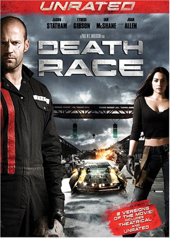 Death Race (2008) (C) - Anthology Ottawa