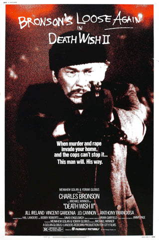 Death Wish 2 (1982) (C) - Anthology Ottawa