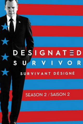 Designated Survivor: Season 2 (2017) (THNR14)