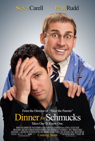 Dinner For Schmucks (2010) (C) - Anthology Ottawa